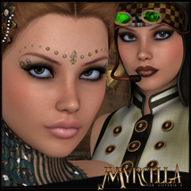 Frad Myrcella by Adiene