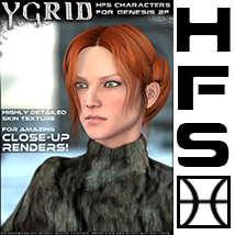 HFS Characters: Ygrid for G2F image 2