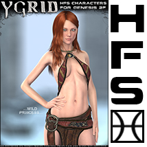 HFS Characters: Ygrid for G2F image 3