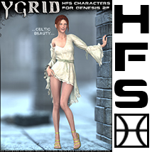 HFS Characters: Ygrid for G2F image 5