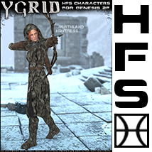 HFS Characters: Ygrid for G2F image 6