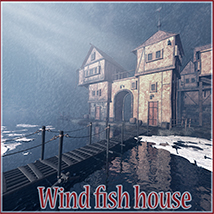 Wind fish house 3D Models 1971s