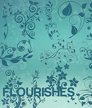 PB - Flourishes 2D Graphics Atenais