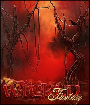 Wicked Fantasy 2D Graphics Sveva