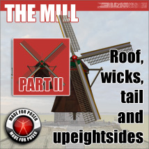 The Mill part-II 3D Models RBA2000