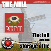The mill - part III 3D Models RBA2000