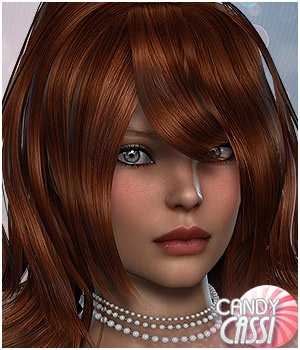 Candy Cassi 3D Figure Essentials Sveva