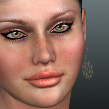VW Nikki for Dawn - DAZ Studio 3D Figure Assets Virtual_World