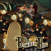 FC Bomber Bug 3D Models 3D Figure Essentials Software Val3dArt