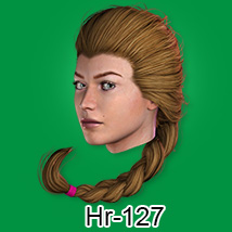 Hr-127 3D Figure Essentials ali