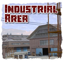 Industrial Area 3D Models dexsoft-games