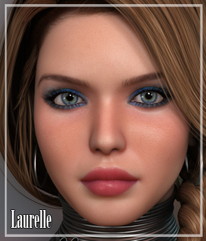 VH Laurelle 3D Figure Essentials Godin