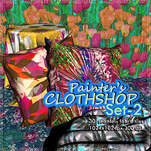 Painter's CLOTHSHOP Set-2 2D RajRaja