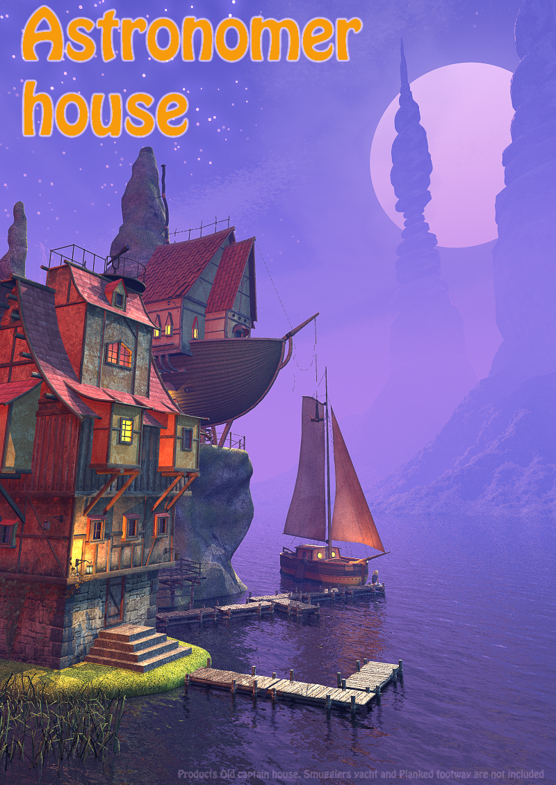 Astronomer house by 1971s