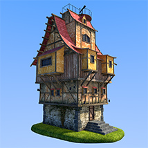 Astronomer house image 1