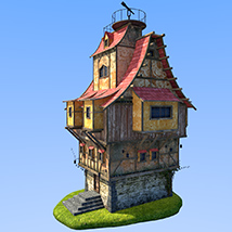 Astronomer house image 2