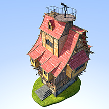 Astronomer house image 3
