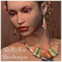 LaDiDa Landscapes 3D Figure Essentials 3D Models Varnayrah