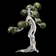 Twisted Trees 3D Models Bijan_Studio