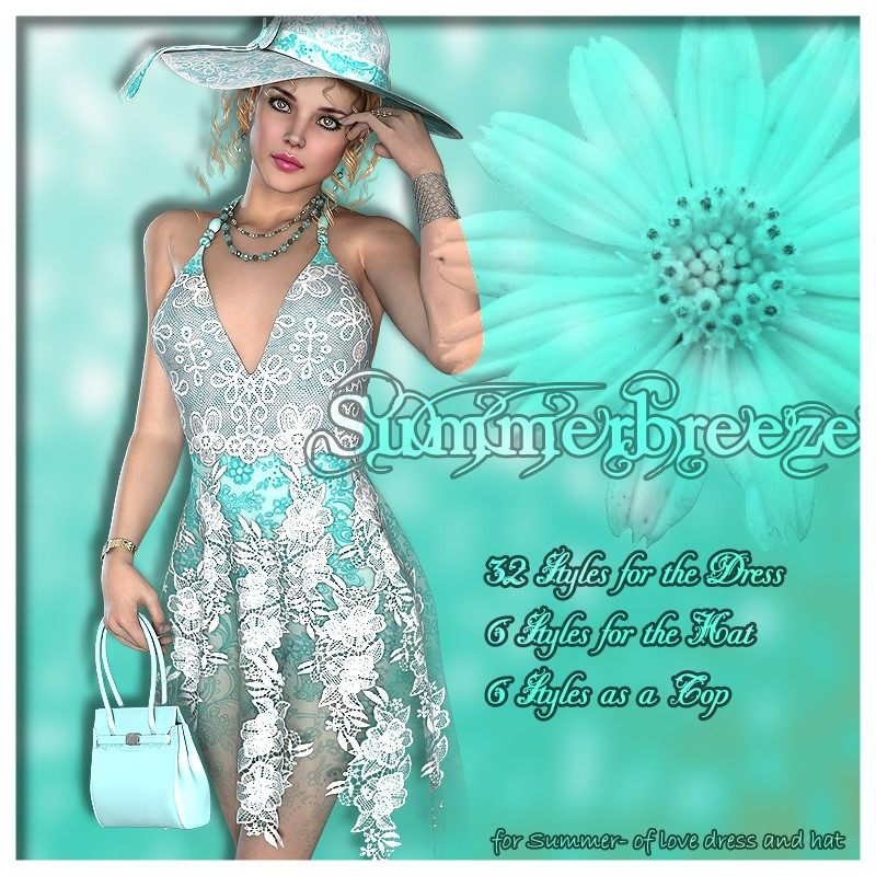 AM: Summerbreeze- 32 Styles for Sommer of Love