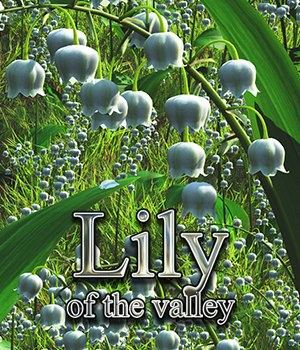Flinks Flowers - Lily of the valley 3D Models Flink