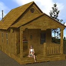 Shotgun Shack 3D Models Richabri