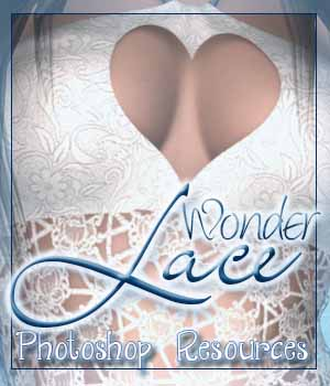 Wonder Lace 2D Graphics alexaana