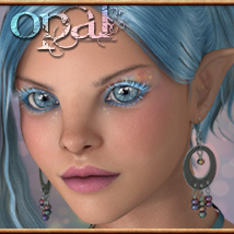MDD Opal for V4.2 3D Figure Essentials Maddelirium