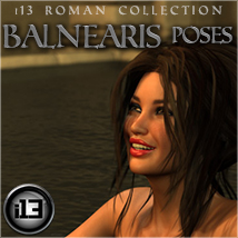 i13 Balnearis 3D Figure Essentials ironman13
