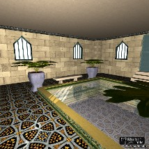 Bathroom of the Palace image 1