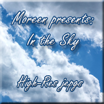 In the Sky 2D Moreen