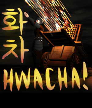Hwacha! 3D Models 3D Figure Essentials gmm2
