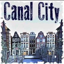 Canal City 3D Models dexsoft-games