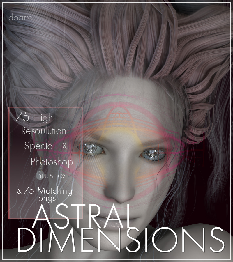 doarte ASTRAL DIMENSIONS