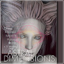 doarte ASTRAL DIMENSIONS 2D Graphics doarte