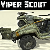 Viper Scout 3D Models dexsoft-games