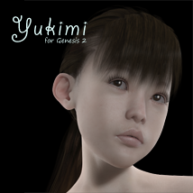 Yukimi 3D Figure Essentials kwj