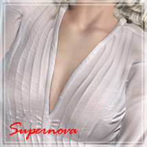 Romantic Long Shirt 3D Figure Assets -supernova-