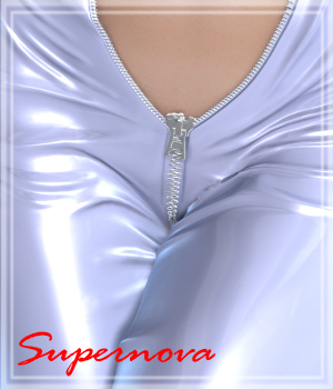 Kinky Bodysuit 3D Figure Essentials -supernova-