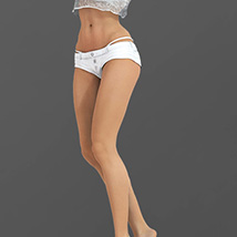 i13 Delicate poses for Genesis 2 Female image 3