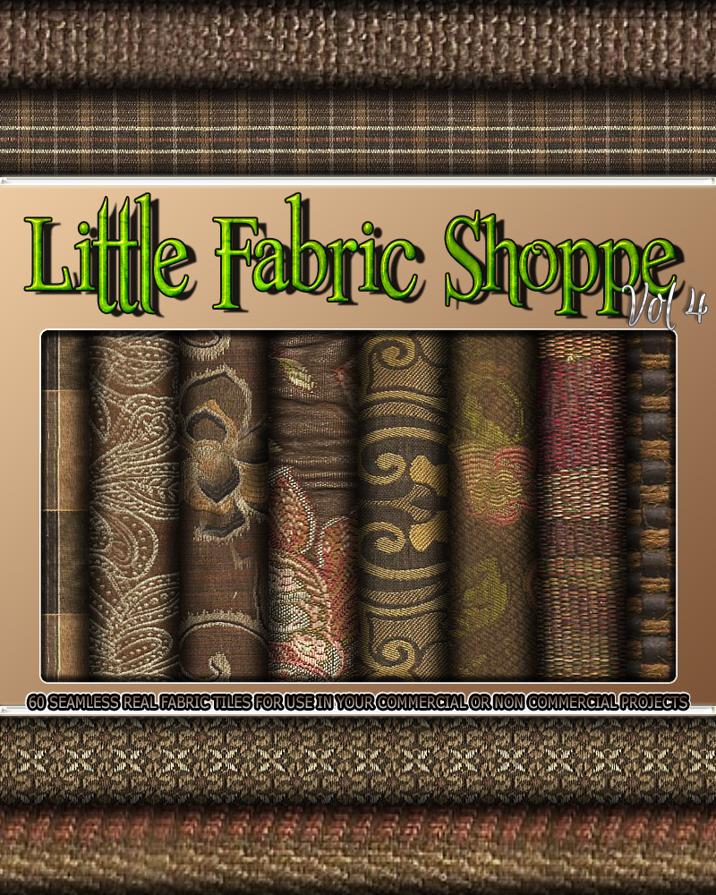 Little Fabric Shoppe Vol 4