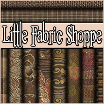 Little Fabric Shoppe Vol 4 2D Graphics Merchant Resources 3DSublimeProductions