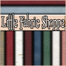 Little Fabric Shoppe Vol 5 2D 3DSublimeProductions