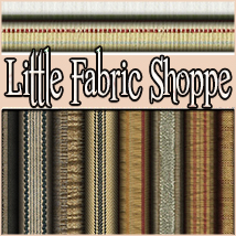 Little Fabric Shoppe Vol 6 2D Merchant Resources 3DSublimeProductions