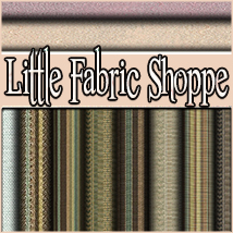 Little Fabric Shoppe Vol 8 2D Graphics Merchant Resources 3DSublimeProductions