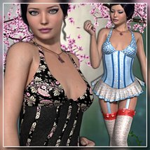 Uncutious for My Valentine 3D Figure Essentials sandra_bonello