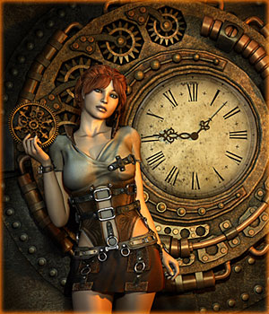 DM's ClockWork by marforno