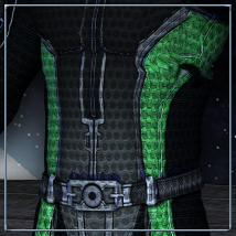 VRM Armor (M4) (for Poser) image 2