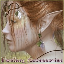 Fayra  - The Jewelry 3D Figure Assets nirvy