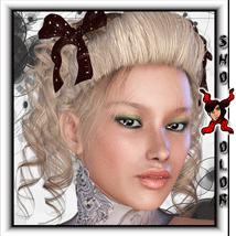 ShoXoloR for Aurillac Hair 3D Figure Essentials ShoxDesign